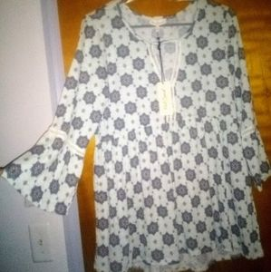 NWT Red Camel top